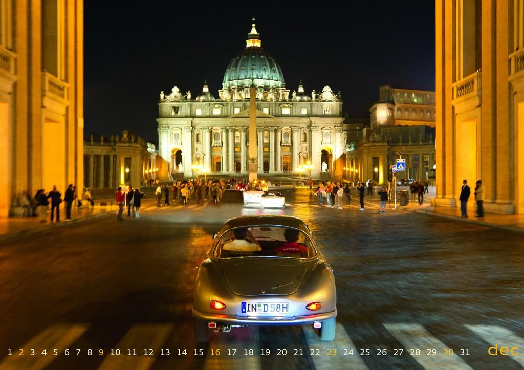 Mit Audi-Oldtimern ein Jahr lang auf Weltreise