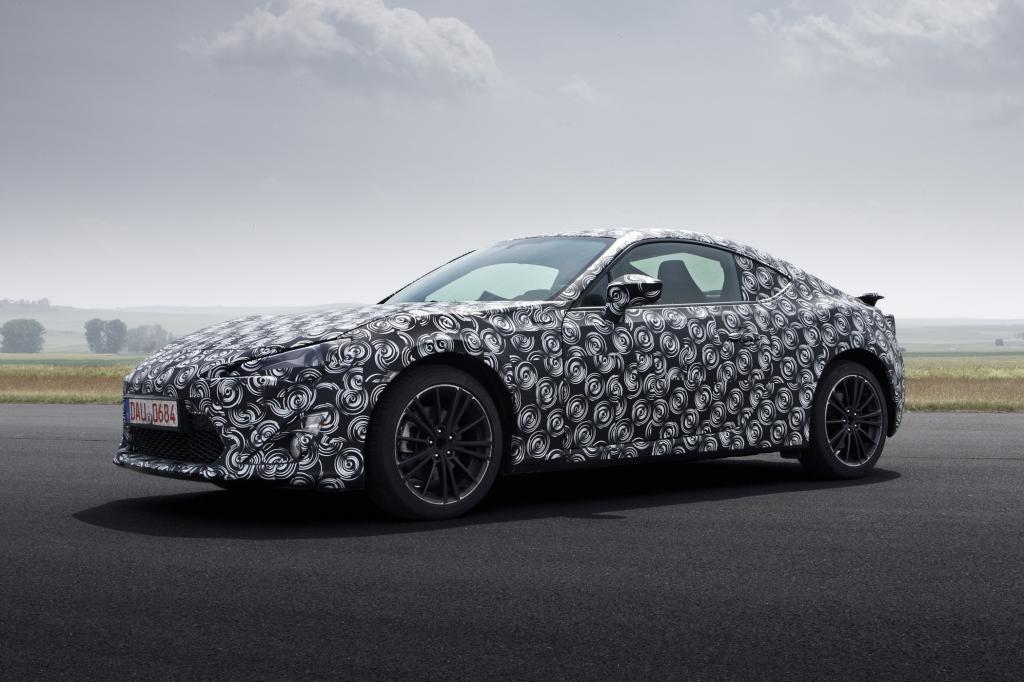 Mit dem neuen Sportwagen zielt Toyota mitten ins Herz