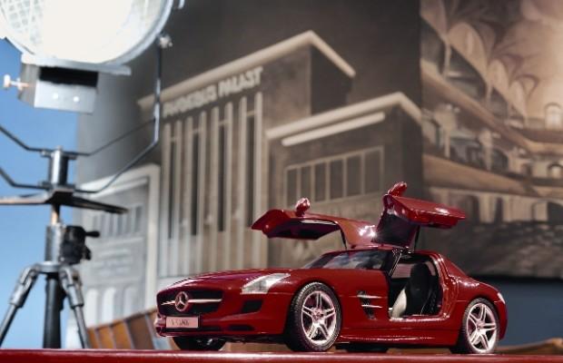 Modellauto-Oscar in Wolfsburg verliehen