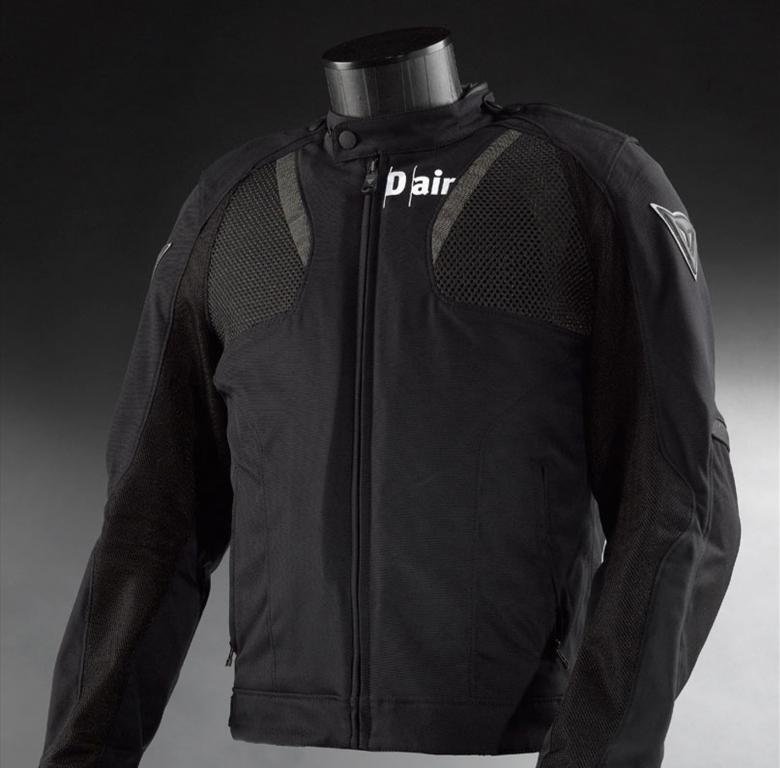 Motorrad-Airbag - Luftsack für die Jacke
