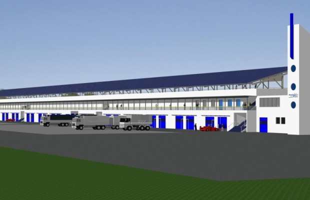 Motorsport-Arena bekommt Photovoltaik-Anlage