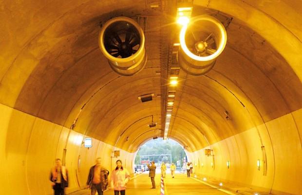 Nach Unfällen in Tunneln - Bessere Lautsprecher sorgen für mehr Sicherheit