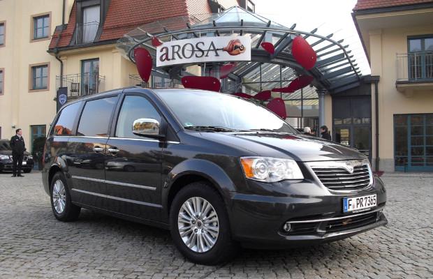 Nach dem Thema fährt auch Lancias neuer Voyager mit amerikanischer Italianità vor