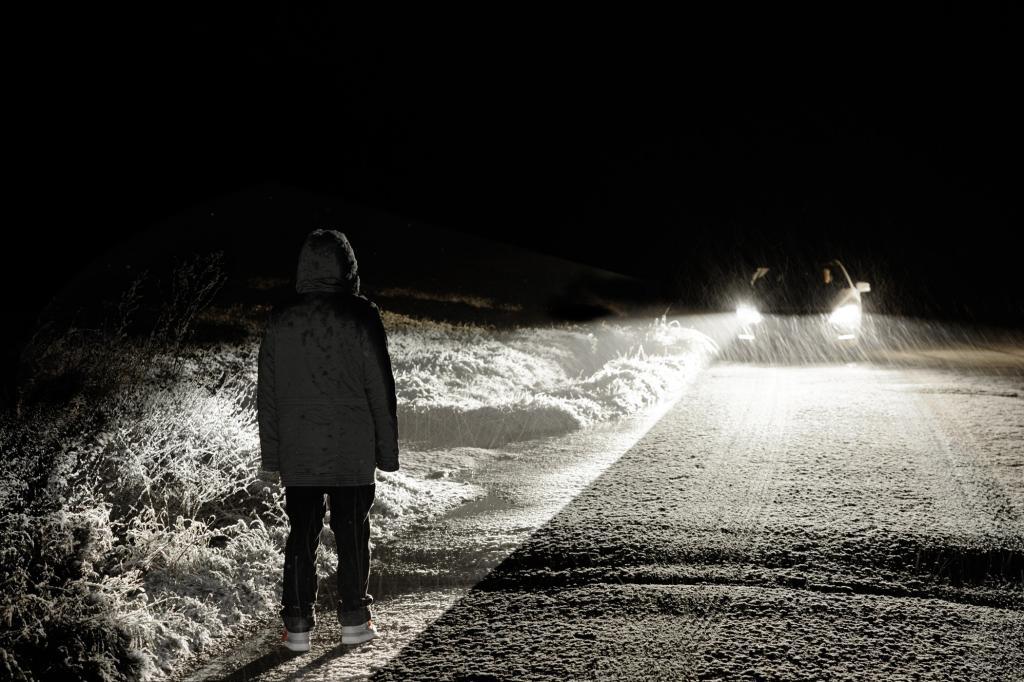 Neuer Licht-Assistent - Gefahren im Spotlight