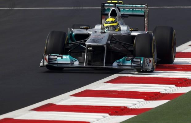 Nico Rosberg und Mercedes GP verlängern Vertrag