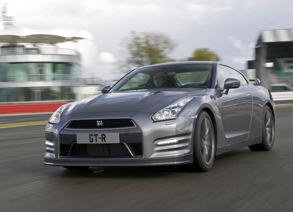 Nissan GT-R kommt 2012 mit mehr Leistung