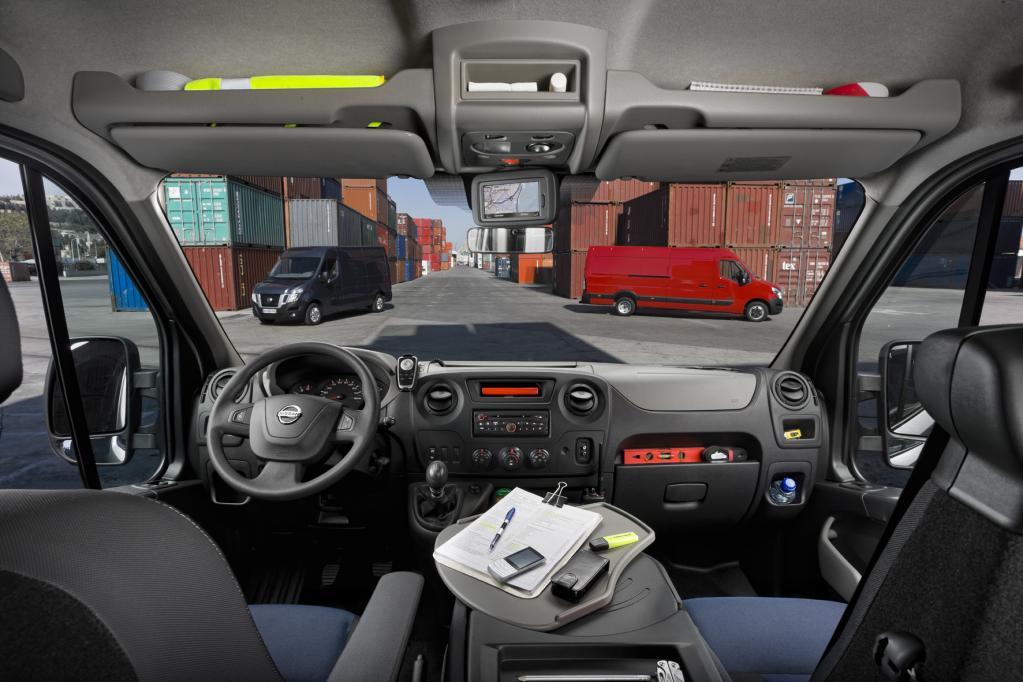 Nissan NV400 - Neuer Lastesel für den Kleintransport