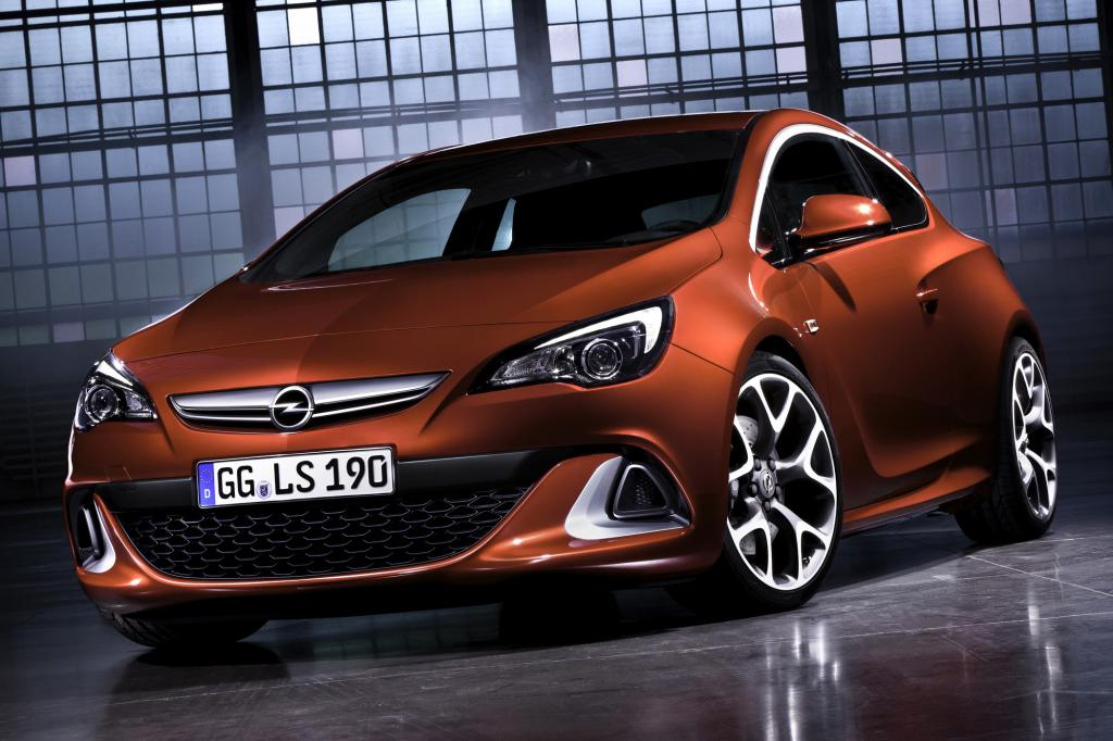 Opel Astra OPC - Erbarmen, der Hesse kommt