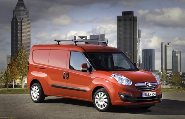 Opel stellt den Combo Kastenwagen vor