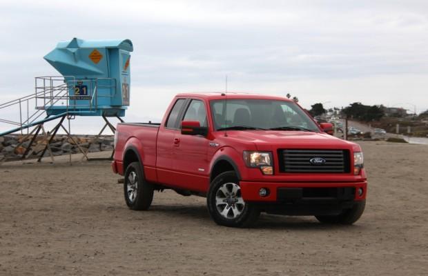 Panorama: Ford F-150 - Western von gestern
