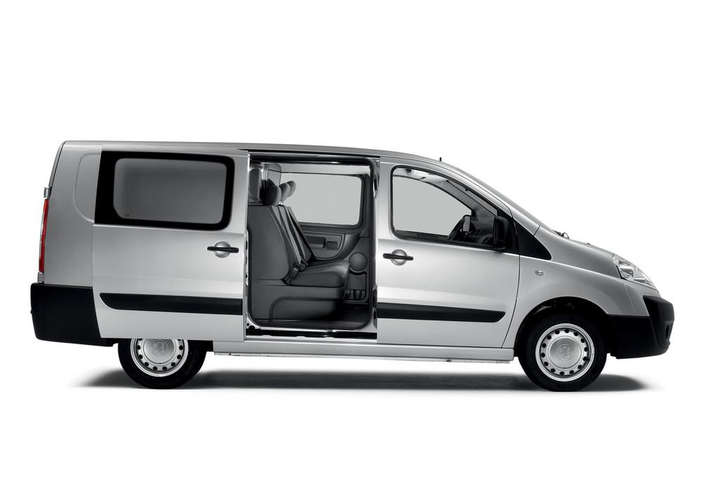 Peugeot Expert Kastenwagen Doka.