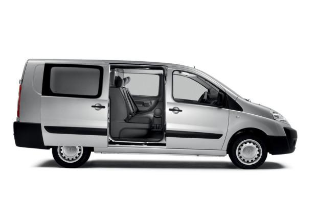 Peugeot Expert Kastenwagen jetzt auch als Dopppelkabine