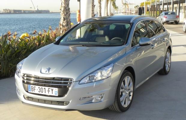 Peugeot wertet den 508 auf