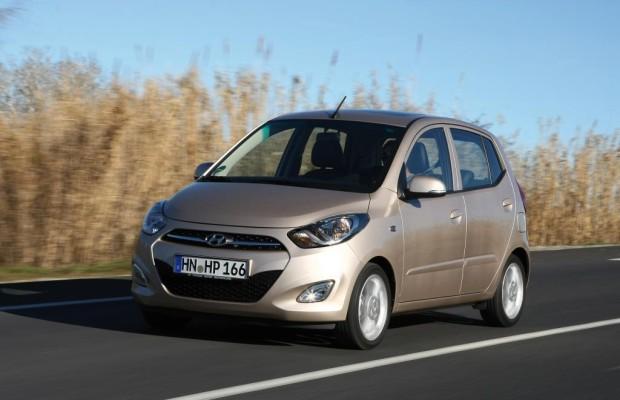 Pkw-Neuzulassungen nach Segmenten - Ein Hyundai liegt im Oktober vorne
