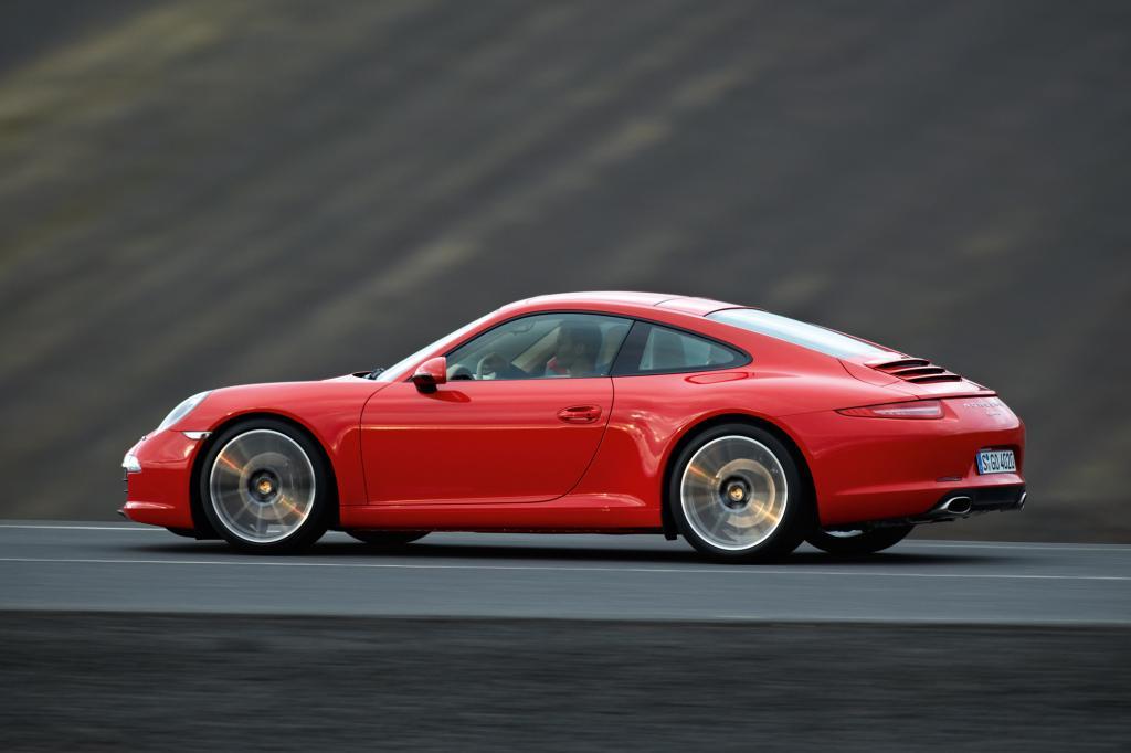 Porsche 911 Carrera S - Erfolgreich in die Siebte versetzt