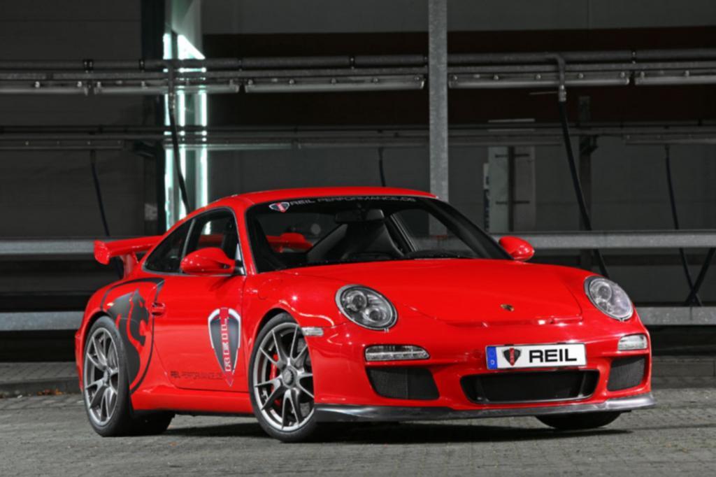 Porsche GT3 Tuning - Elektronische Kraftspritze für den Supersportler