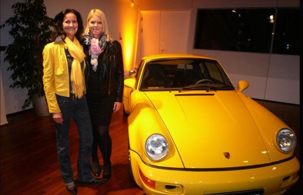 Porsche Museum mit