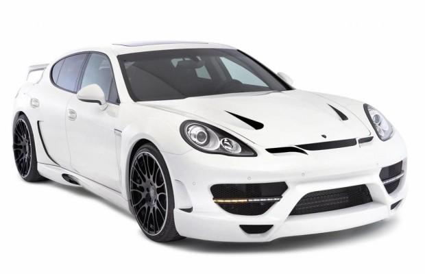 Porsche Panamera von Tuner Hamann