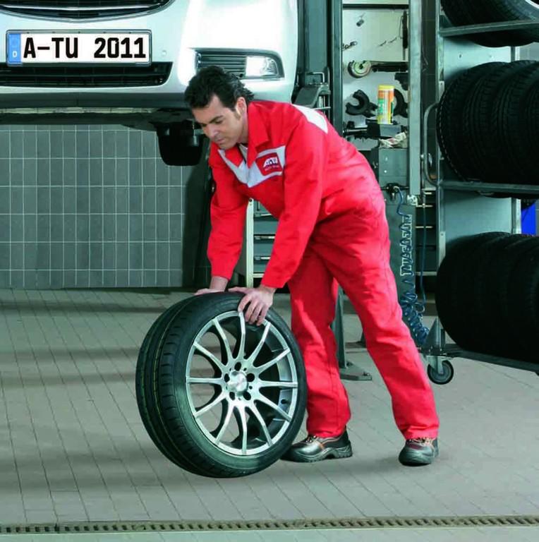 Professionelle Reifeneinlagerung wird immer beliebter