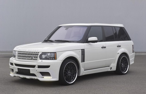 Range Rover Supercharged Haman - Prolliger Brite