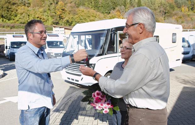 Ratgeber: Kauf eines gebrauchten Wohnmobils oder Caravans