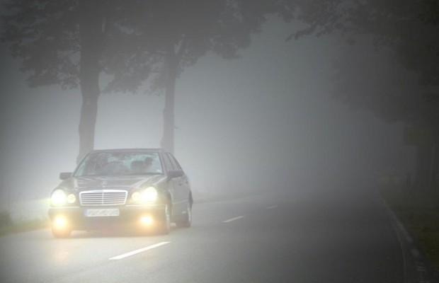 Ratgeber Nebelfahrt - Fuß vom Gas