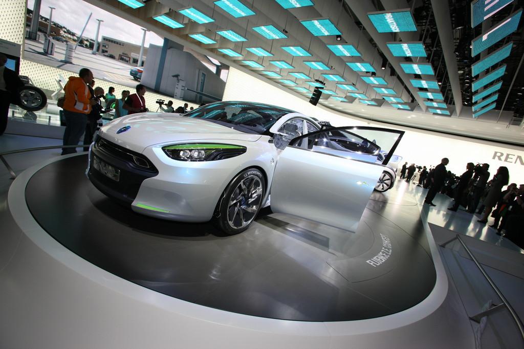 Renault Fluence ZE Concept.