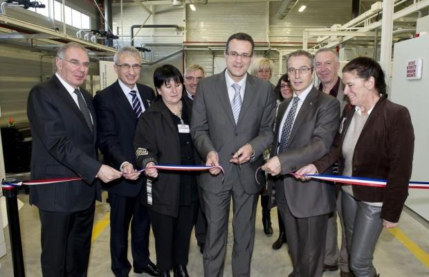 Renault eröffnet Testcenter für Elektroantriebe