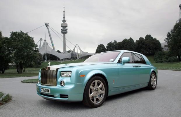 Rolls-Royce 102EX beendet Tour durch Europa