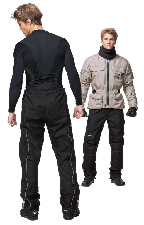 """Rukka """"Granite"""": Motorradhose zum überziehen"""