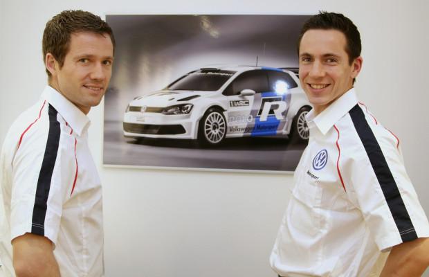 Sébastien Ogier steigt von Citroën auf VW um