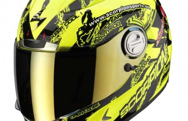 Scorpion EXO-1000 Air: TCT revolutioniert Motorrad-Helmbau