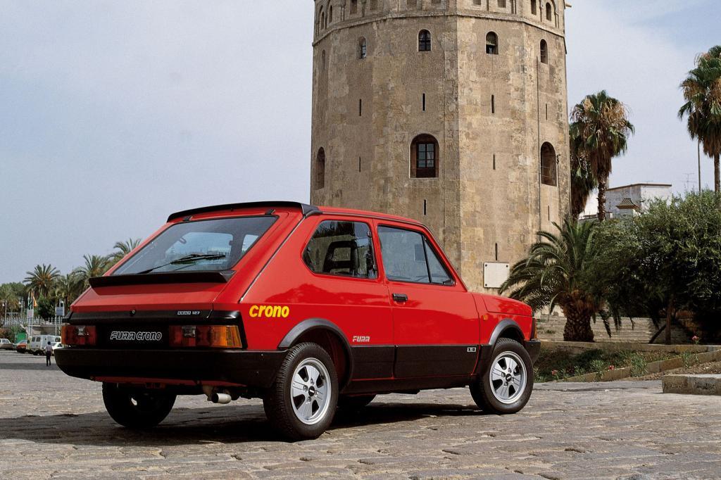 Seat Fura Crono von 1983