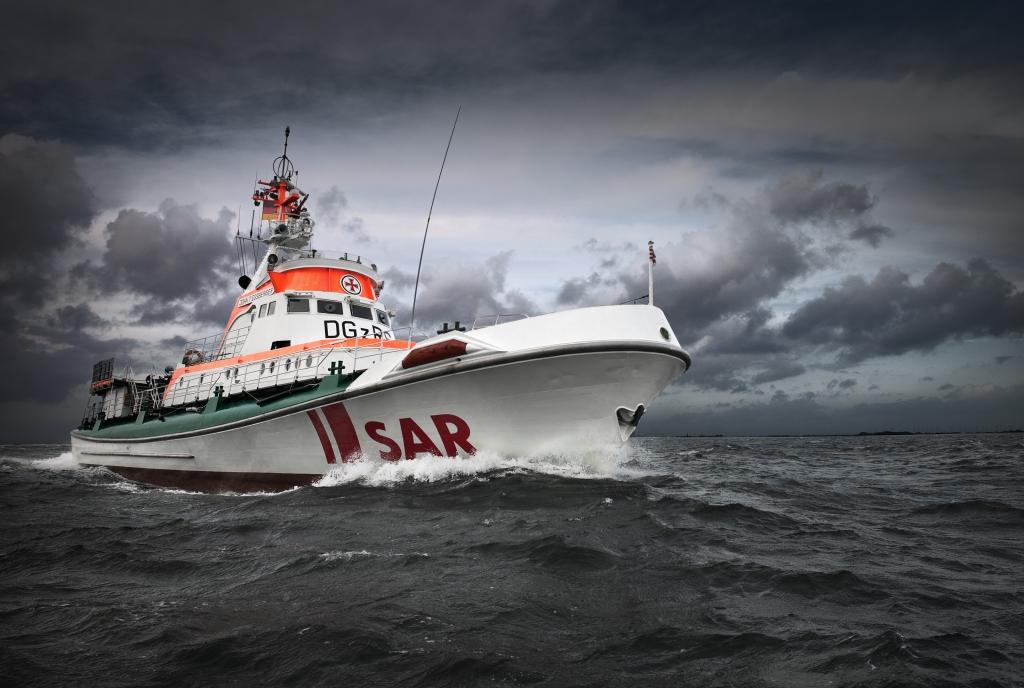 Seenot-Rettung: 1.291 Menschen aus Seenot und Gefahr befreit