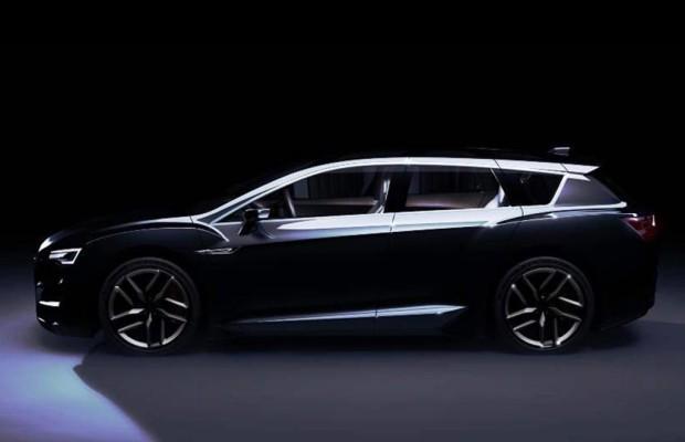Subaru Advanced Tourer Concept - Das Kombi-Coupe