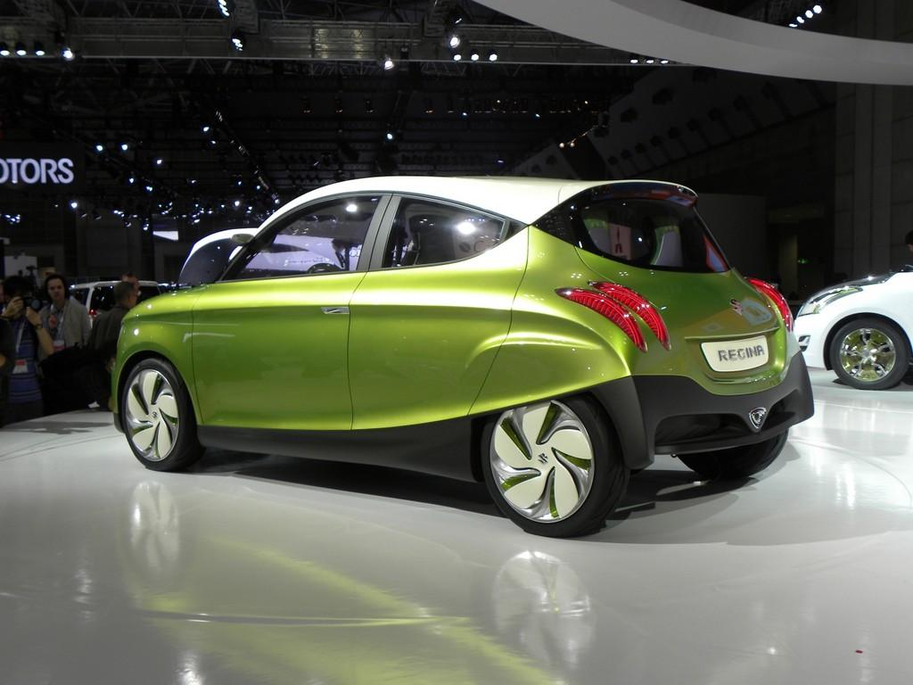 Suzuki Regina.