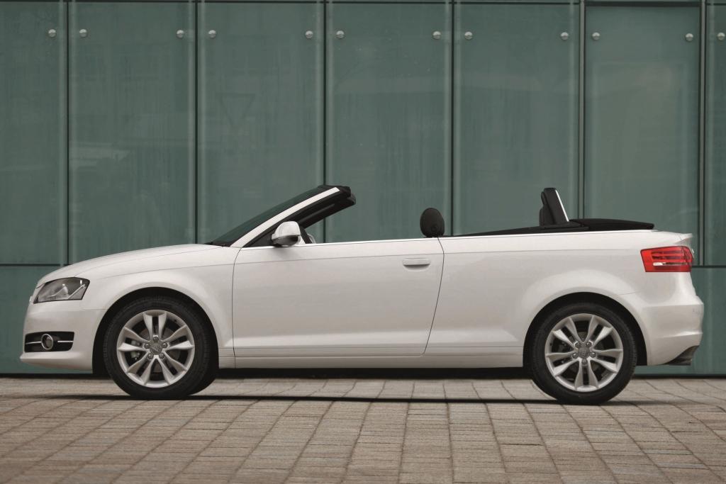 Test: Audi A3 Cabrio - Der offene Edel-Golf