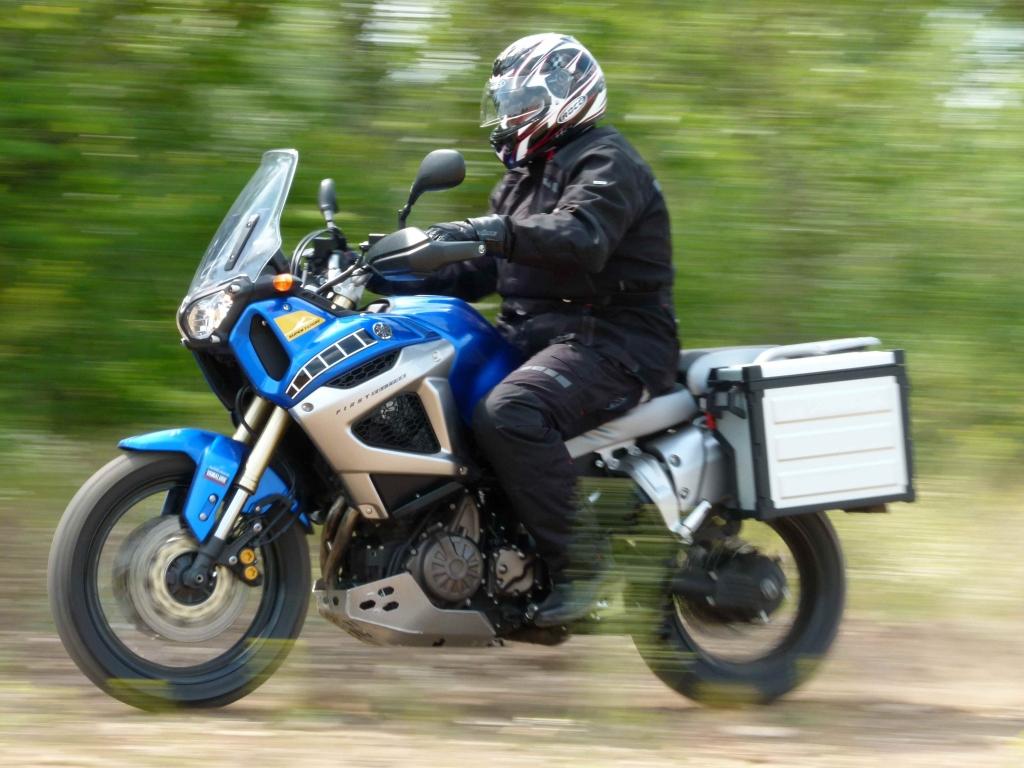 Test - Büse Motorradbekleidung: Mandello Jacke und Paso Evo Hose
