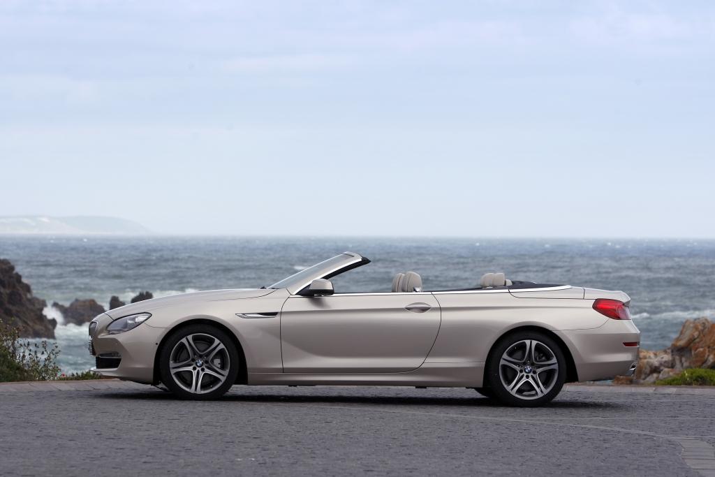 Test: BMW 640i Cabriolet - Von wegen Luft kostet nichts
