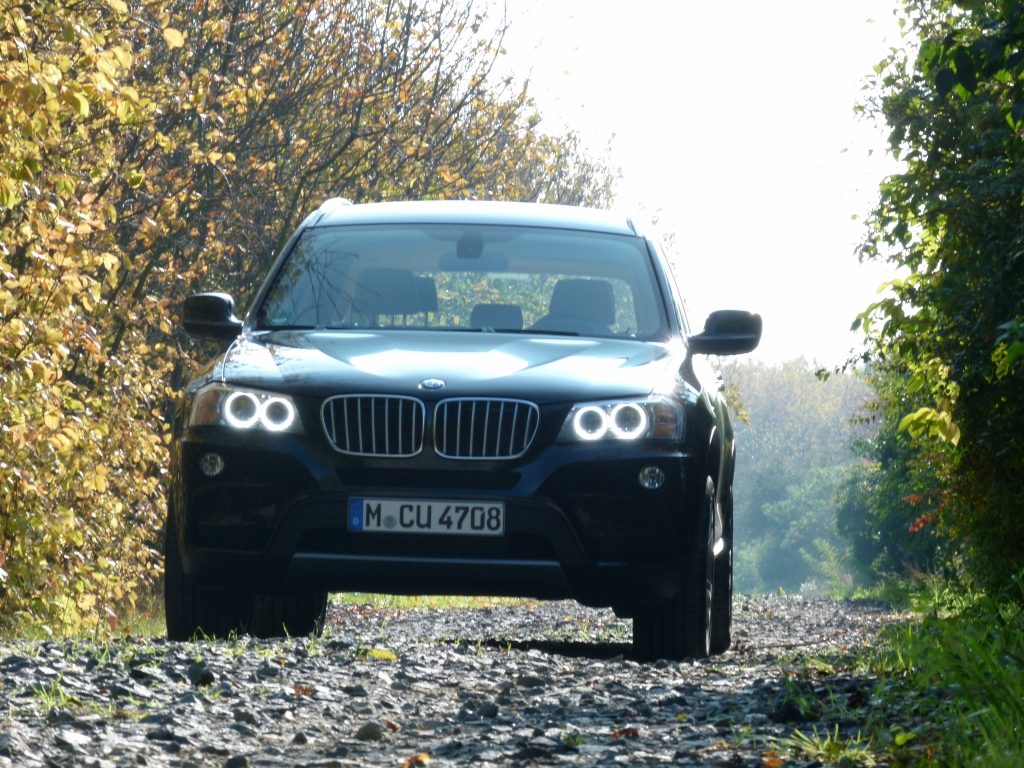 Test BMW X3 xDrive35i - SUV mit Racer-Genen