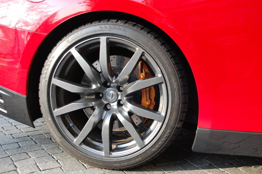 Test Nissan GT-R Black Edition – Nachgeschärfter Porsche-Schreck