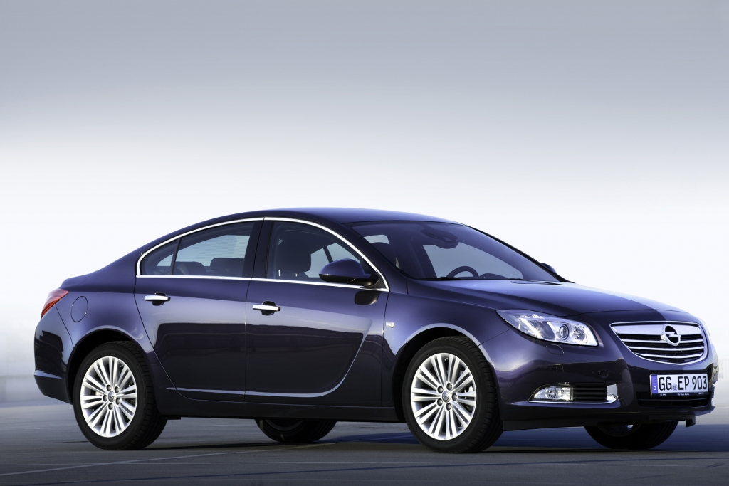 Test: Opel Insignia 1.4 Turbo - Normal bitte