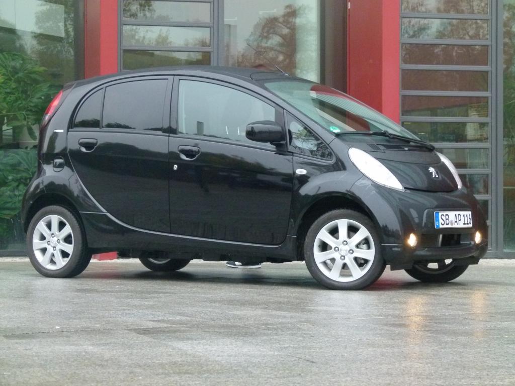 Test Peugeot iOn - Stromern mit Nervenkitzel