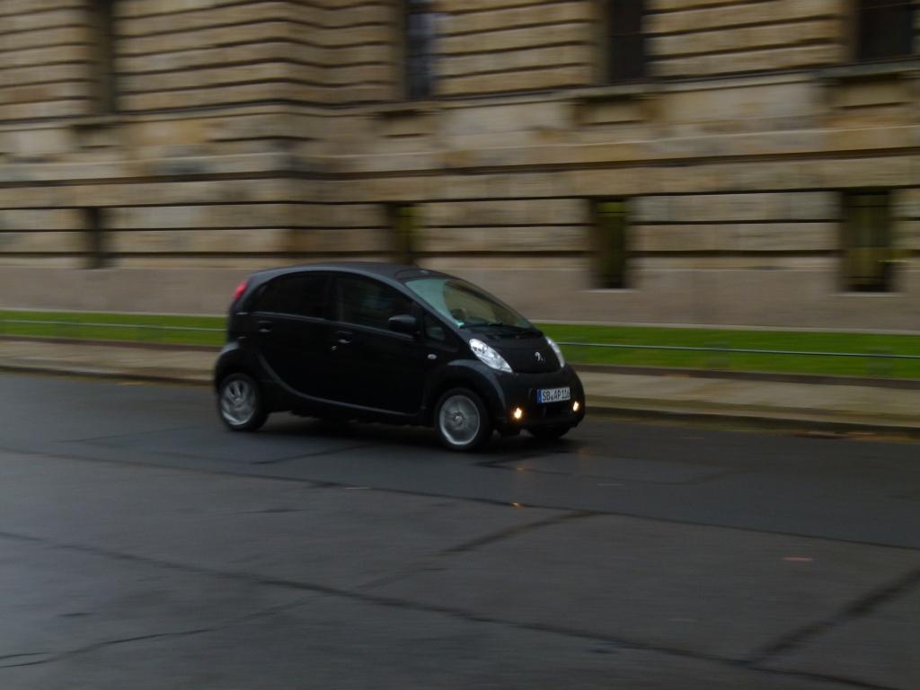 Test Peugeot iOn