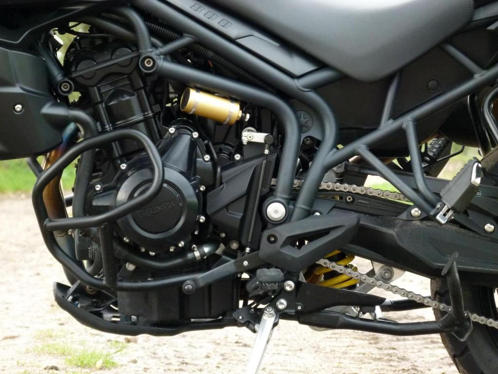 Test Triumph Tiger 800 XC ABS: An der Engländerin ist alles echt!