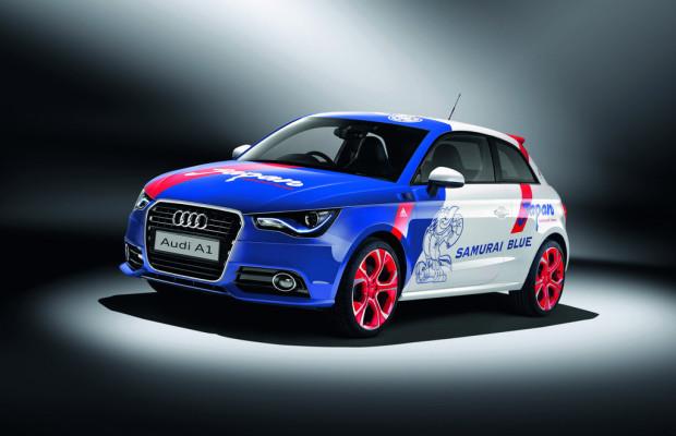 Tokio 2011: Audi präsentiert A1