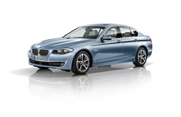 Tokio 2011: BMW zeigt erstmals den Active Hybrid 5