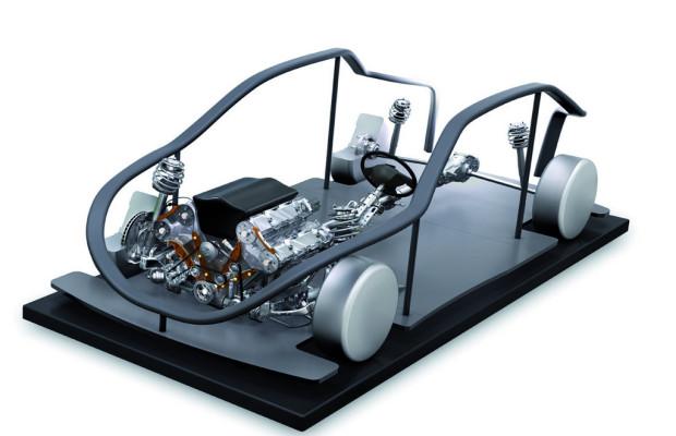Tokio 2011: Schaeffler zeigt Lösungen für Hybrid- und Elektrofahrzeuge