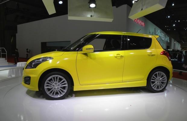 Tokio 2011: Suzuki zeigt den Swift Sport