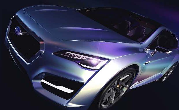 Tokyo 2011: Subaru präsentiert Advanced Tourer Concept-Car auf der 42.Tokyo Motor Show